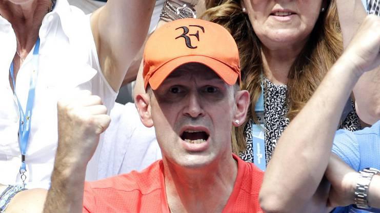 Der Wunderheiler. Seit 2014 Physiotherapeut im Federer-Team. Kontrolliert die chronischen Rückenbeschwerden. Sein früherer Arbeitgeber, Viktor Röthlin, sagte einmal: «Er hat magische Hände.»