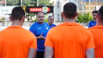 Trainer Jürg Widmer trifft im Schweizer Cup mit Solothurn auf seinen Ex-Klub Schöftland