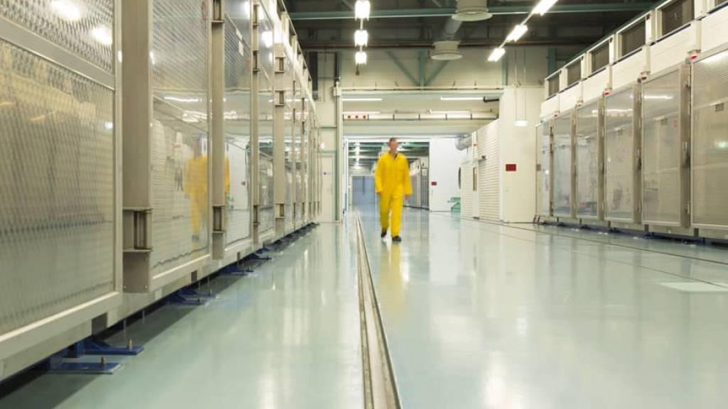 Iran beginnt mit Urananreicherung in Atomanlage