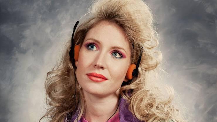 Musikhören in den 80ern.