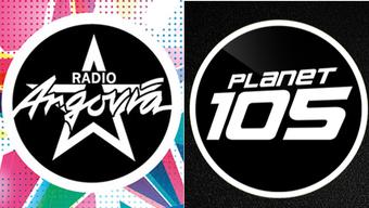 Das neue Logo von Radio Argovia (links) ist Roger Schawinski ein Dorn im Auge.