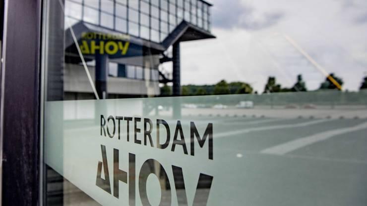 """Die Wahl ist entschieden: Der Eurovision Song Contest 2020 wird in der """"Rotterdam Ahoy""""-Halle in Rotterdam ausgetragen."""
