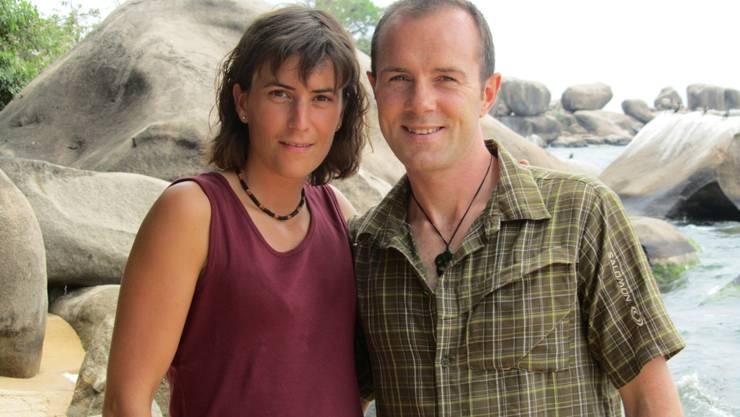 Aargauer berichten aus Afrika