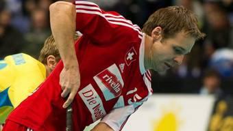 Christoph Hofbauer zweifacher Torschütze für die Schweiz
