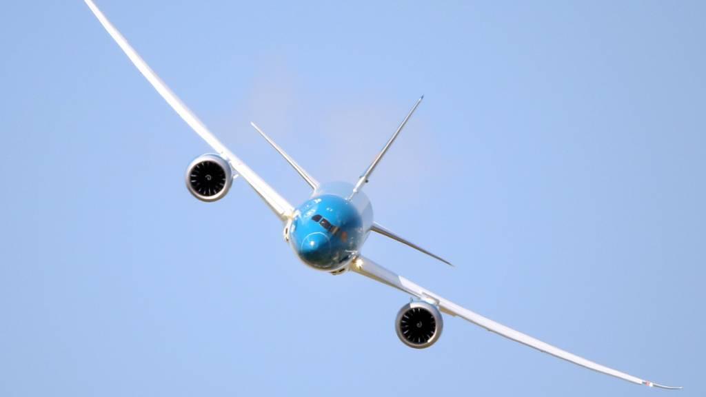 «Dreamliner»-Probleme brocken Boeing Quartalsverlust ein