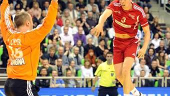 Florian Goepfert tritt aus dem Spitzensport zurück; Handball.