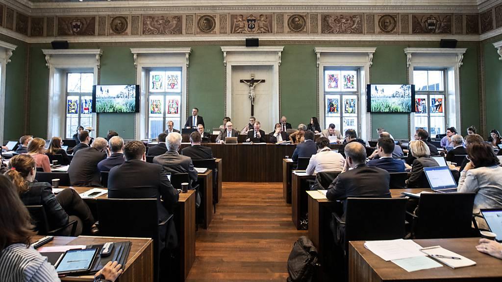 Zuger Gesamterneuerungswahlen sind am 2. Oktober 2022