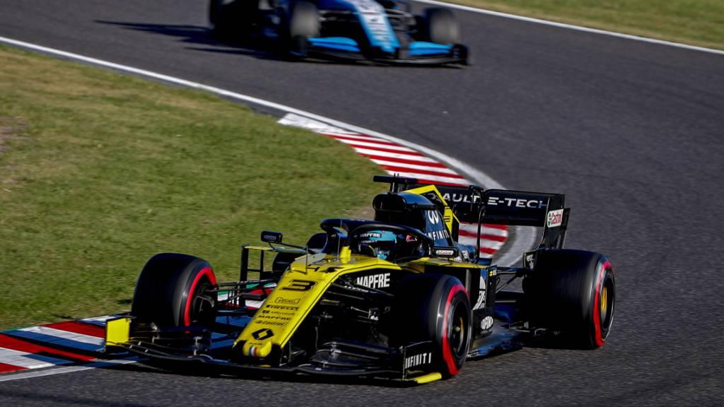 Renault nachträglich vom GP Japan disqualifiziert