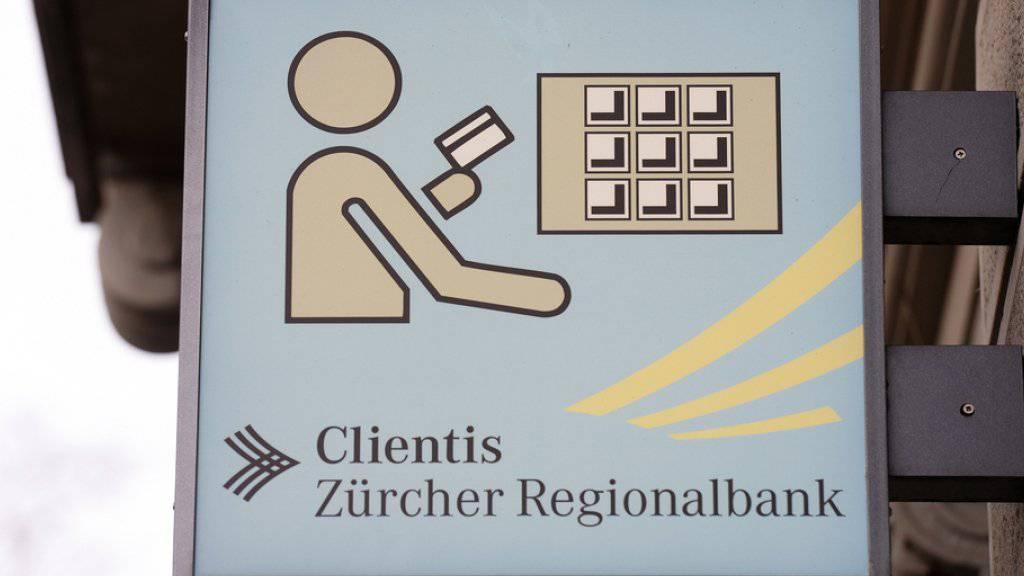 Die 15 Regionalbanken der Clientis-Gruppe steigerten im ersten Halbjahr den Gewinn deutlich.