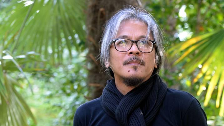 Filmemacher Lav Diaz: «Mein Stil wurde auch schon als Koma-Kino bezeichnet.» KEYSTONE/Urs Flüeler