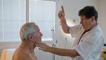 Eine bedrohte Gattung: der Hausarzt, erste Anlaufstation bei jedem gesundheitlichen Problem.