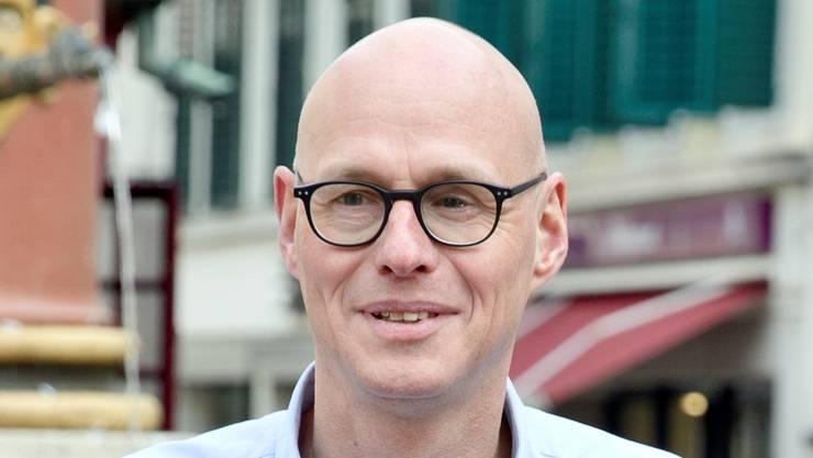 Daniel Emmenegger, ausgebildeter Trauerbegleiter, leitet die Treffen.