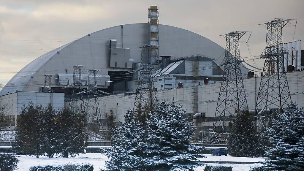 Zehntausende von Touristen haben offensichtlich keine Angst vor Strahlung: Weissrussland will seine Grenzkontrollen verstärken, weil immer mehr Touristen die Sperrzone um das zerstörte Atomkraftwerk Tschernobyl in der Ukraine besuchen. (Archivbild)
