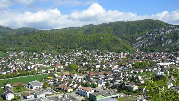 Die Gemeinde Balsthal. (Archiv)