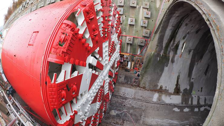 Jahresrückblick Niederamt 2016: Das wohl grösste Thema war und ist der Eppenberg-Tunnel. Doch auch folgende Themen bewegten das Niederamt ...