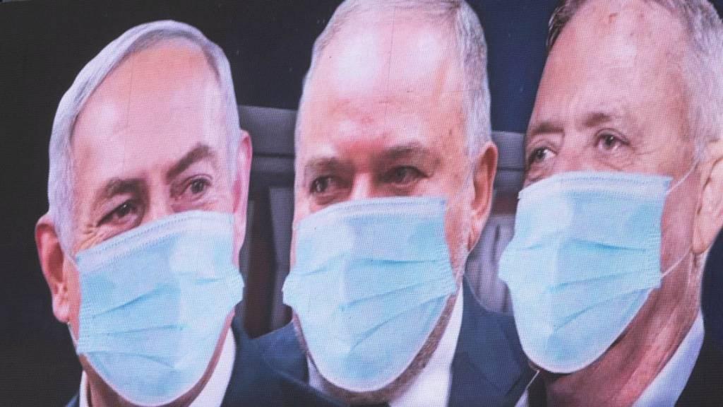 Gantz und Netanjahu vereinbaren grosse Koalition in Israel