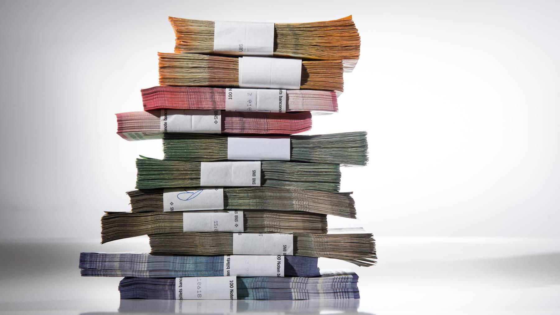 20 Milliarden Franken stellt der Bund für Überbrückungskredite während der Corona-Krise zur Verfügung.