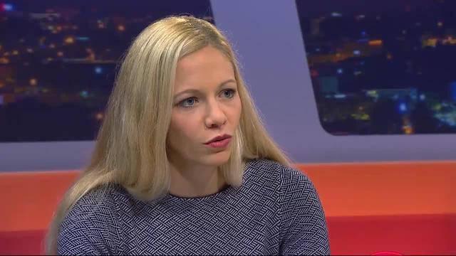 Der ganze Talk mit der Aargauerin des Jahres 2016 Marit Neukomm.