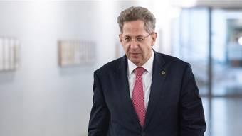 Kritisiert die fehlende Debattenkultur in Deutschland: Der ehemalige Verfassungsschutz-Chef Hans-Georg Maassen.
