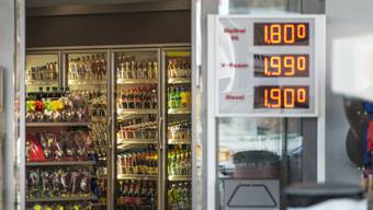 Der neue GAV gilt nur für Express-Shops mit Tankstelle. (Symbolbild)