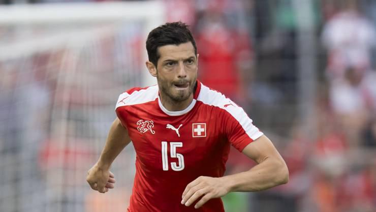 Für Blerim Dzemaili ist im Schweizer Team eine zentrale Rolle vorgesehen