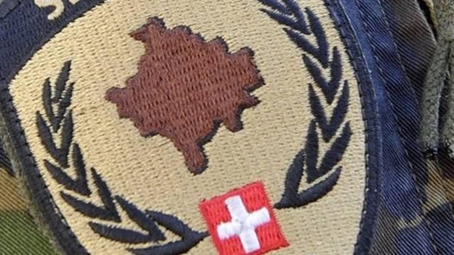 Infanterie der Swisscoy im Kosovo wird verkleinert (Archiv)
