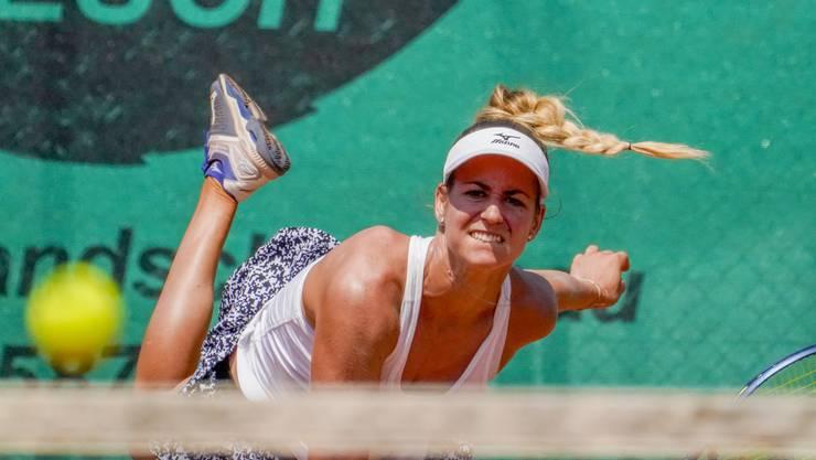 Anna Bondar hat zusammen mit ihrem Team einen überzeugenden Auftritt abgeliefert.
