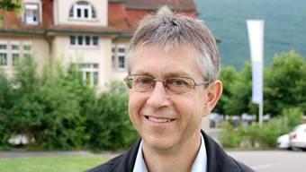 Kein Freund lauter Worte: Thomas Schwaller setzte sich ruhig, aber mit Überzeugung für sein Amt als Gemeindepräsident ein.