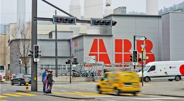 Das Werk der ABB Turbo Systems in Baden. (Archivbild)