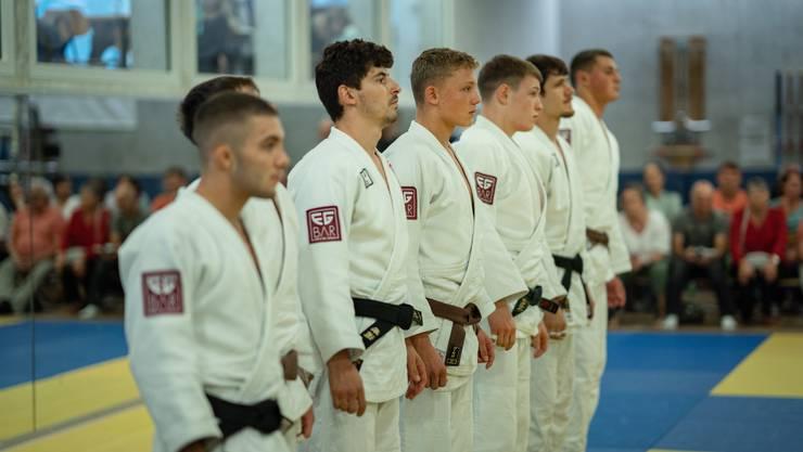 Die neue Generation in der Brugger Judo NLA-Mannschaft etabliert sich.
