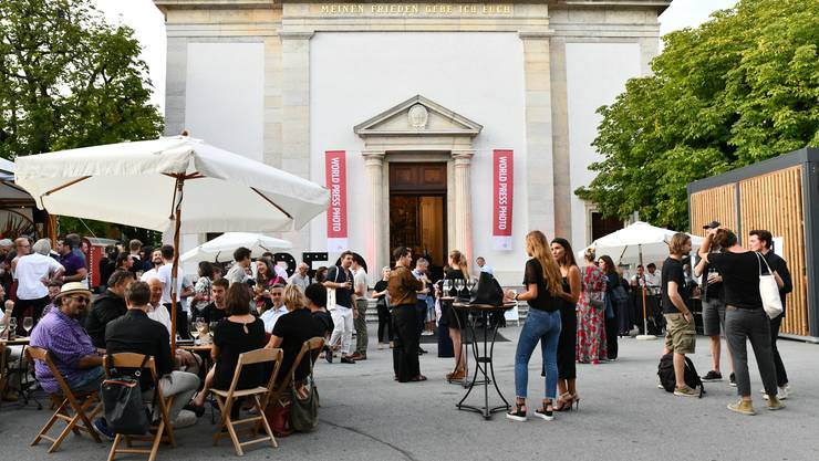 Eröffnungsabend International Photo Festival Olten IPFO 2019