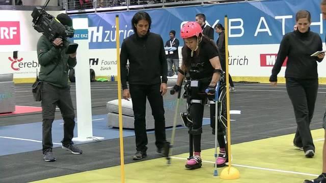 Olympiade der Cyborgs in Zürich