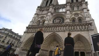 Wahrzeichen von Paris neu bestückt: Glocken für Kathedrale von Notre-Dame (Archiv)
