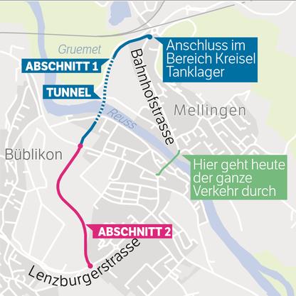 Grafik Tunnel