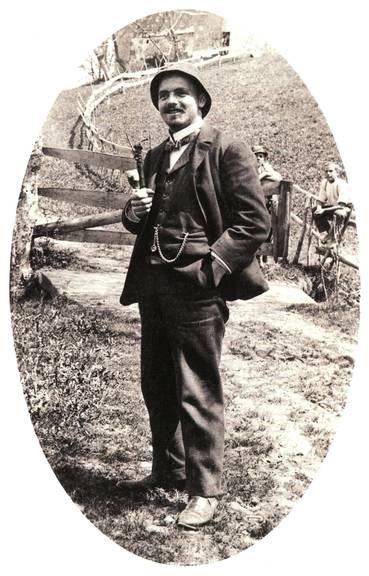 Der Lustenauer Ferdinand Riedmann setzte sich intensiv für einen Zusammenschluss ein. (Bild: zVg)