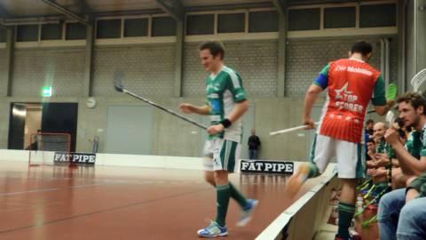 Tattu Väänänen spielt beim Penalty seine ganze Erfahrung aus.