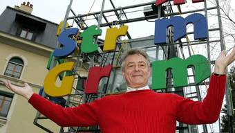 Dominique Catton ist am 23. September 2018 im Alter von 76 Jahren gestorben. Er machte sich unter anderem einen Namen als Gründer des Kinder- und Jugendtheaters Am Stram Gram in Genf. (Archiv)