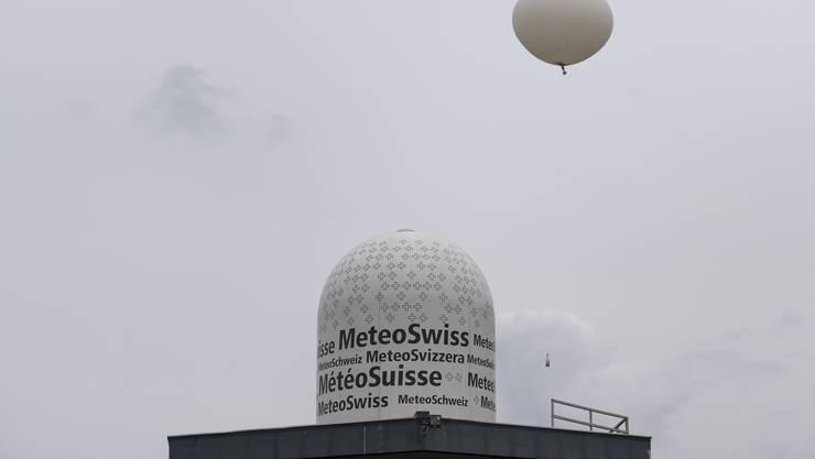 Das mysteriöse Flugobjekt entpuppte sich als Wetterballon des Bundes
