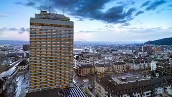 Hat die Corona-Krise nicht überlebt: das Swissôtel in Zürich-Oerlikon.