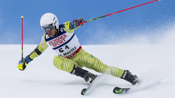 Juan Del Campo startete an der Ski-WM in St. Moritz für Spanien.