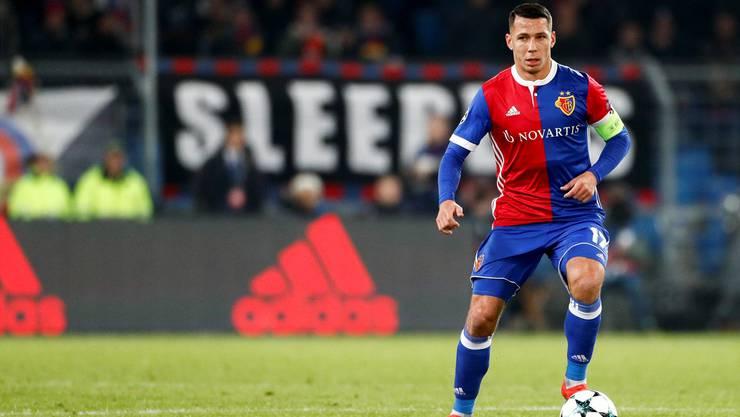Mit ihm auf dem Feld hat der FCB in der Super League in dieser Saison 39 Tore geschossen und 14 kassiert. Macht eine Plus/Minus-Bilanz von +25.