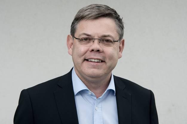 Franz Grüter, SVP.