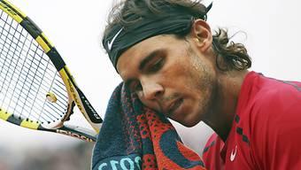Nadal kam ohne Arbeitseinsatz in die Achtelfinals
