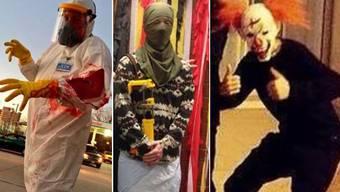 Das Verkleidungsproblem von Halloween im Jahr 2014