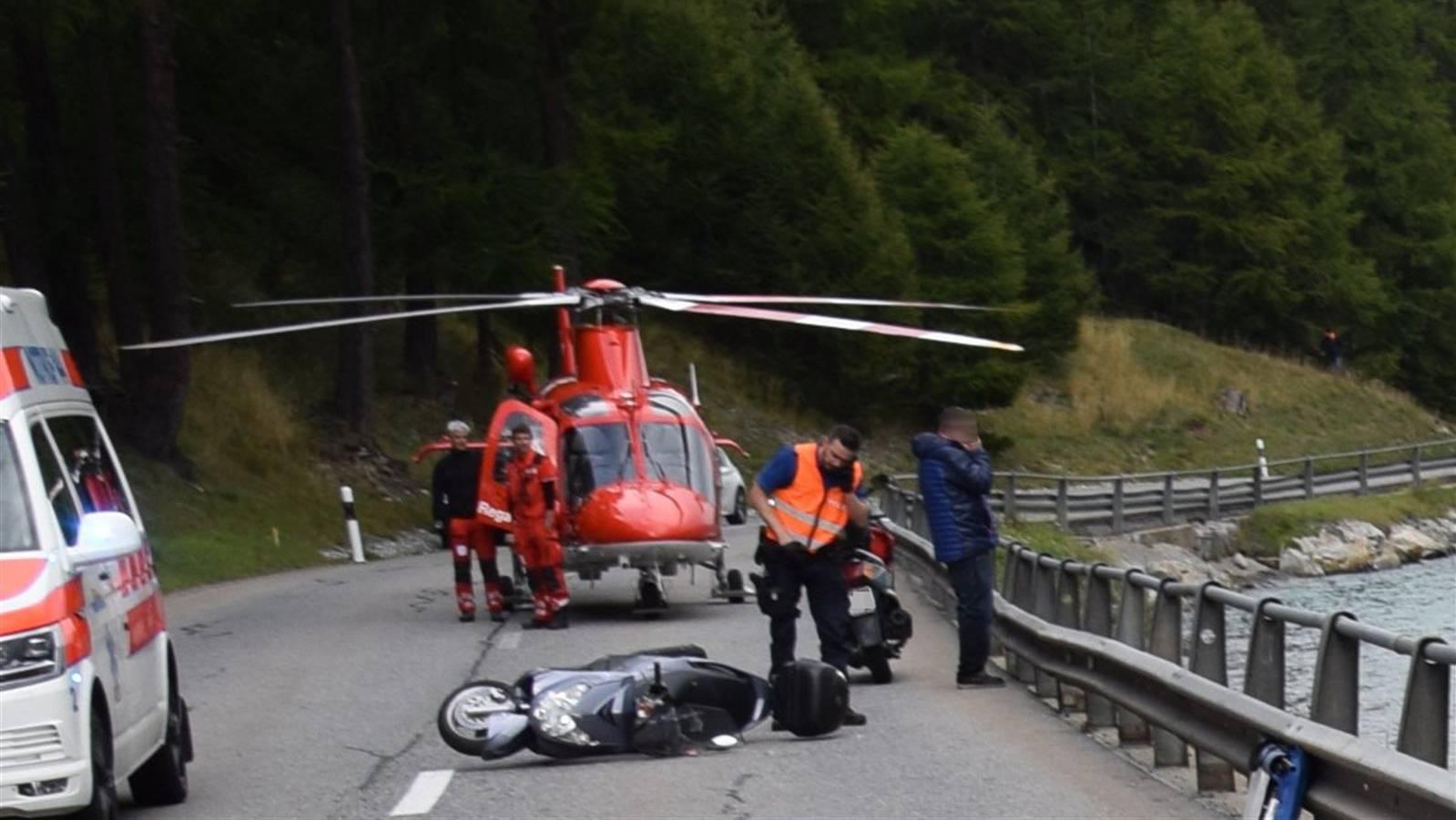 In Göschenen kam es am Dienstag, 8. September 2020, zu einem schweren Unfall. (Archivbild)