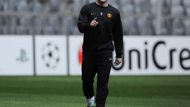Vor ihm fürchten sich die Bayern am meisten: Wayne Rooney