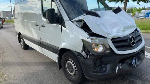 Auto Unfall Dintikon