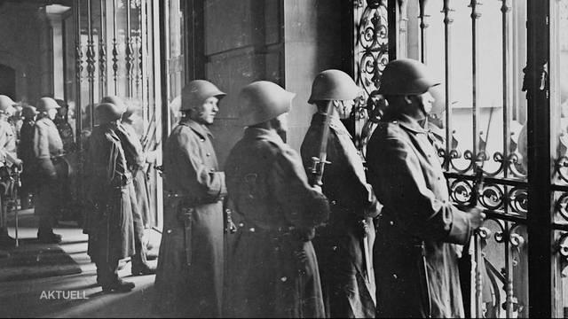 1918.ch — 100 Jahre Landesstreik