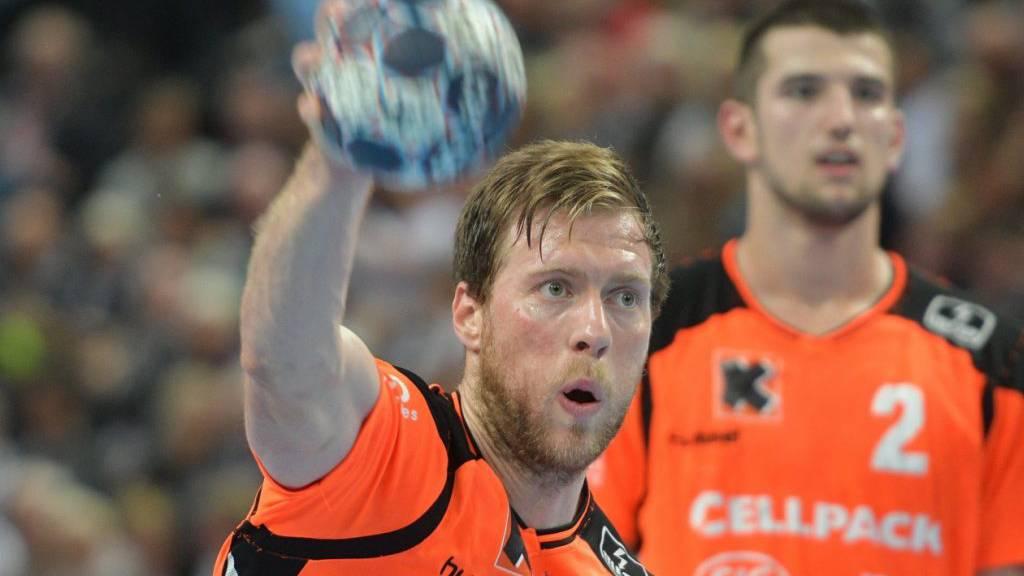 Kadetten Schaffhausen starten mit Sieg in die Gruppenphase