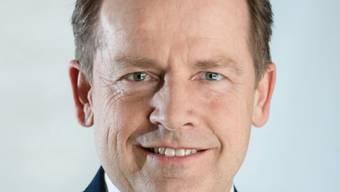 Der neue Chef von SR Technics: Frank Walschot.